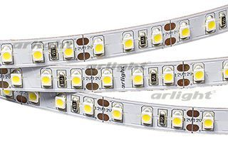 Лента RT 2-5000 12V Day White 2x(3528,600 LED LUX)