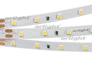 Лента RT 2-5000 24V Warm3000 (2835, 300 LED, PRO)